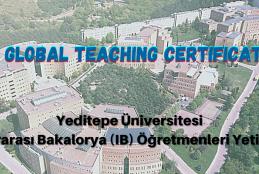 Yeditepe Üniversitesi Uluslararası Bakalorya (IB) Öğretmenleri Yetiştiriyor