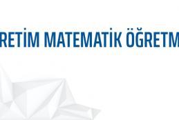 İlköğretim Matematik Öğretmenliği