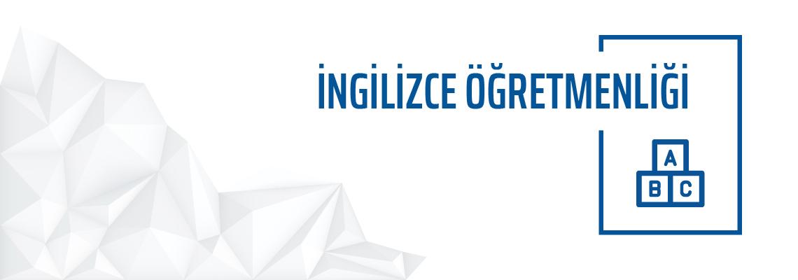 İngilizce Öğretmenliği Bölümü Yeditepe Üniversitesi